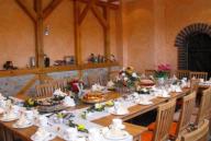Bistro / Frühstücksraum Gästehaus